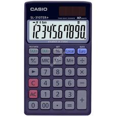 CASIO SL 310 TER+ Asztali számológép SL310TER+