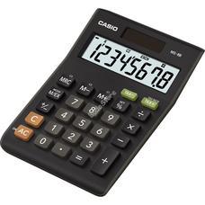 CASIO MS 8 B S Asztali számológép MS8BS