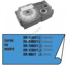 CASIO XR 24 BU1 Címkéző szalag XR24BU1