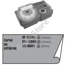 CASIO XR 18 SR1 Címkéző szalag XR18SR1