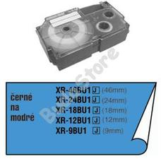 CASIO XR 12 BU1 Címkéző szalag XR12YBU1