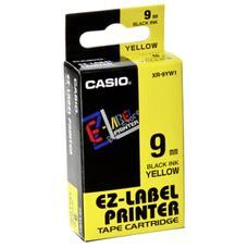 CASIO XR 9 YW1 Címkéző szalag XR9YW1