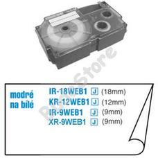 CASIO XR 9 WEB1 Címkéző szalag XR9WEB1