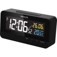 SENCOR SDC 4800 B Ébresztőóra hőmérővel SDC4800B
