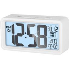 SENCOR SDC 2800 W Ébresztőóra hőmérővel SDC2800W