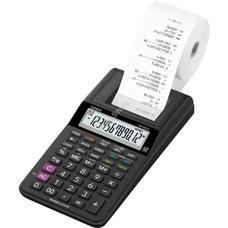 CASIO HR 8 RCE BK Nyomtatós számológép