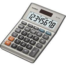 CASIO MS 80 B S Asztali számológép MS80BS