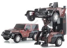 G21 R/C robot Brown Alien játék robot 690979