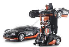 G21 R/C robot Black Hero játék robot 690971
