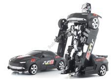 G21 R/C robot Black Metal játék robot 690974