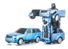 G21 R/C robot Blue Vader játék robot 690965