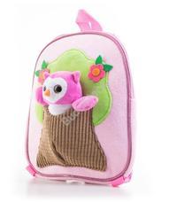 G21 plüss baglyos hátizsák rózsaszín 60026090
