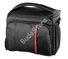 HAMA 121868 Nashvill 140 fotó táska fekete/vörös
