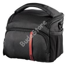HAMA 121862 Nashvill 110 fotó táska fekete/vörös