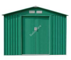 G21 GAH 580-251x231 cm-es kerti fém ház zöld 6390053