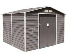 G21 GAH 529-277x191 cm-es kerti fém ház szürke 63900531