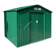 G21 GAH 429-251x171 cm-es kerti fém ház zöld 6390052