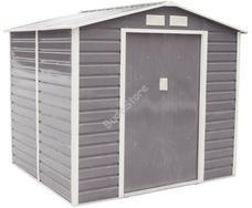 G21 GAH 407-213x191 cm-es kerti fém ház szürke 63900521