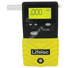 Lifeloc FC-10 elektrokémiai szenzoros alkoholdetektor