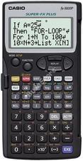 CASIO fx-5800P Tudományos számológép  FX5800P