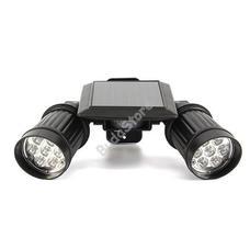 Két ágú szolár LED lámpa mozgásérzékelővel HOP1000842-1