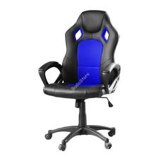 Gamer forgószék kék basic HOP1000870-2