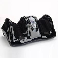Elektromos lábmasszírozó távirányítóval fekete HOP1000869-1