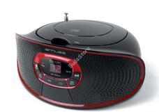MUSE M-20RD hordozható CD-s rádió M20RD