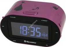 ROADSTAR CLR-2750 CAT Ébresztőórás rádió CLR2750