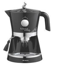 ARIETE Moka Aroma Eszpresszó Kávéfőző fekete 1337.11