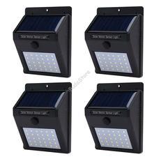 4 db-os falra szerelhető szolár világítás HOP1000962-1