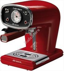 ARIETE Caffé Retro Rosso Eszpresszó Kávéfőző piros 1388/10