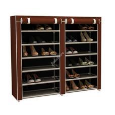 Mobil cipőtároló szekrény barna HOP1000975-1