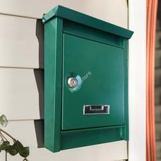 Fém postaláda zöld HOP1000965-2