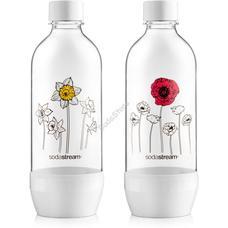 SODASTREAM BO DUO JET 2x1l Virágos palack