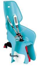 BIKEFUN Gyerekülés BF Lotus Standard hátsó, kék, vázra 01LOTSB0030
