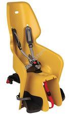BIKEFUN Gyerekülés BF Lotus Standard hátsó, mustársárga, vázra 01LOTSB0031