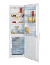 BEKO CS-234020 alulfagyasztós hűtőszekrény CS234020