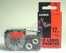 CASIO 12 mm-es szalag cimkenyomtatóhoz KR/XR12