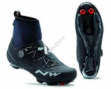 NORTHWAVE Cipő NW MTB EXTREME XCM GTX 43 téli, fekete 80172022-10-43