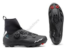 NORTHWAVE Cipő NW MTB RAPTOR ARCTIC GTX 44,5, téli, fekete 80172023-10-445
