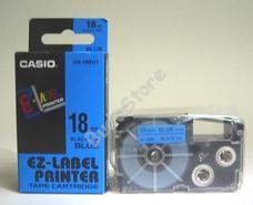 CASIO 18 mm-es szalag cimkenyomtatóhoz IR/XR18