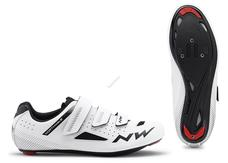 NORTHWAVE Cipő NW ROAD CORE 3S 45 fehér 80191016-50-45