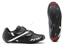 NORTHWAVE Cipő NW ROAD JET 2 45,5 fekete 80191017-10-455