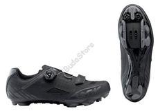 NORTHWAVE Cipő NW MTB ORIGIN PLUS WIDE 41,5 szélesített, fekete 80192030-10-415