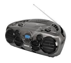 SENCOR SPT300 Hordozható Rádió CD lejátszó SPT 300