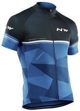 NORTHWAVE Mez NW ORIGIN rövid XL kék 89191219-20-XL
