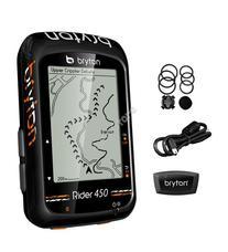 BRYTON Computer Bryton Rider 450H SET szett (+HRM) 60/ctn BRRIDER450H