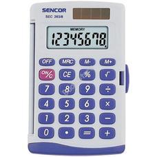 SENCOR SEC 263/8 zsebszámológép SEC263/8
