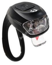 BIKEFUN Lámpa BF szett Pixie fekete (50/ctn) JY-267-2B-SETBK
